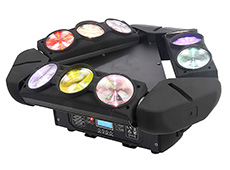 Spider Beam Moving Head 9*10W