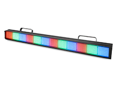 12-section linear strobe RGB